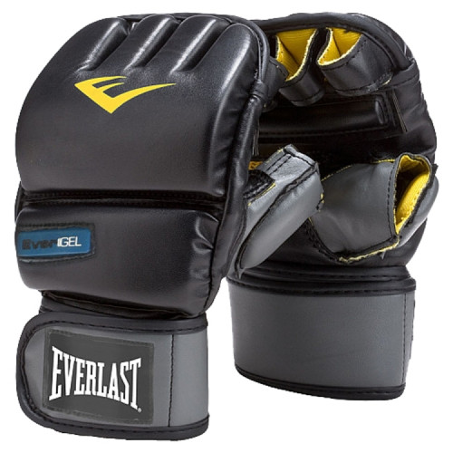 Снарядные перчатки Everlast Evergel Wristwrap Heavy Bag Boxing Gloves р. L/XL